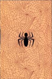 Verso de Spider-Man (et les héros Marvel) - Fascicules -10- Noir c'est noir