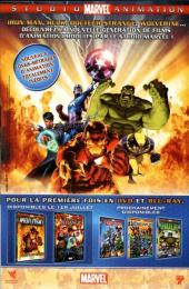 Verso de Spider-Man (et les héros Marvel) - Fascicules -9- La légende vivante