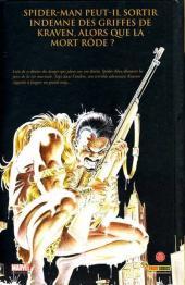 Verso de Spider-Man (Les incontournables) -3- La dernière chasse de kraven