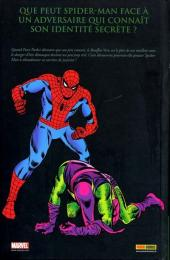 Verso de Spider-Man (Les incontournables) -4- La menace du Bouffon vert