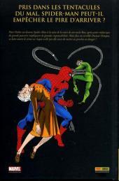 Verso de Spider-Man (Les incontournables) -5- Dans les tentacules d'Octopus