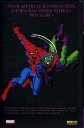 Verso de Spider-Man (Les incontournables) -6- Le retour du Bouffon Vert