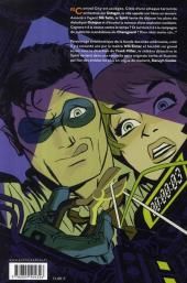 Verso de Le spirit (DC heroes) -2- Bombe à retardement