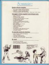 Verso de (Recueil) Spirou (Album du journal) -185- Spirou album du journal