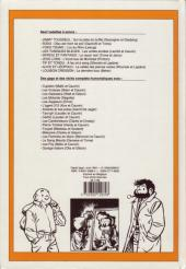 Verso de (Recueil) Spirou (Album du journal) -218- Spirou album du journal