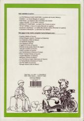 Verso de (Recueil) Spirou (Album du journal) -219- Spirou album du journal