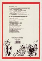 Verso de (Recueil) Spirou (Album du journal) -220- Spirou album du journal