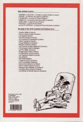Verso de (Recueil) Spirou (Album du journal) -229- Spirou album du journal