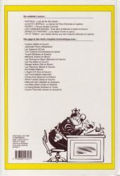 Verso de (Recueil) Spirou (Album du journal) -230- Spirou album du journal
