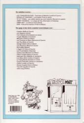 Verso de (Recueil) Spirou (Album du journal) -231- Spirou album du journal