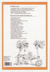 Verso de (Recueil) Spirou (Album du journal) -244- Spirou album du journal
