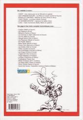 Verso de (Recueil) Spirou (Album du journal) -247- Spirou album du journal