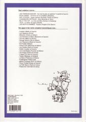 Verso de (Recueil) Spirou (Album du journal) -251- Spirou album du journal