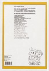 Verso de (Recueil) Spirou (Album du journal) -252- Spirou album du journal