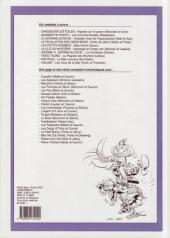 Verso de (Recueil) Spirou (Album du journal) -262- Spirou album du journal