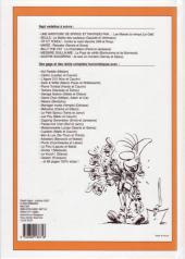 Verso de (Recueil) Spirou (Album du journal) -295- Spirou album du journal