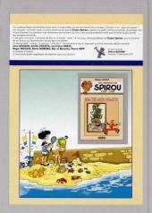 Verso de Spirou et Fantasio -2- (Divers) -TS2- Les trésors de Spirou et le cirque