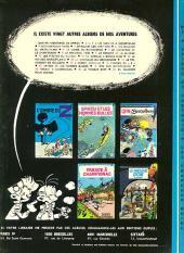 Verso de Spirou et Fantasio -3d72- Les chapeaux noirs