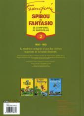 Verso de Spirou et Fantasio -6- (Int. Dupuis 2) -2- De Champignac au Marsupilami