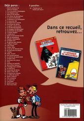 Verso de Spirou et Fantasio -2- (Divers) -BOBD- Le best of de la BD - 10
