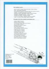Verso de (Recueil) Spirou (Album du journal) -267- Spirou album du journal