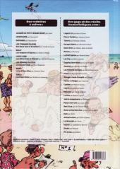 Verso de (Recueil) Spirou (Album du journal) -304- Spirou album du journal