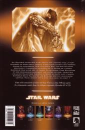 Verso de Star Wars - Legacy -6- Renégat