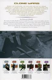 Verso de Star Wars - Clone Wars -7- Les cuirassés de Rendili