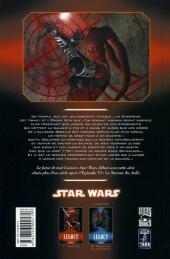 Verso de Star Wars - Legacy -1- Anéanti