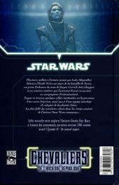 Verso de Star Wars - Chevaliers de l'Ancienne République -1- Il y a bien longtemps...