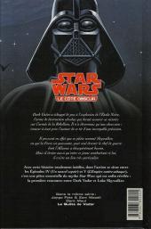 Verso de Star Wars - Le côté obscur -3- La Quête de Vador