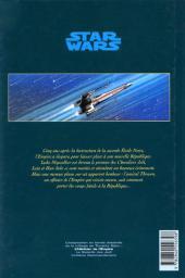 Verso de Star Wars - le cycle de Thrawn (Delcourt) -1- L'héritier de l'Empire 1
