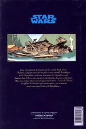 Verso de Star Wars - le cycle de Thrawn (Delcourt) -2- L'héritier de l'Empire 2