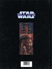 Verso de Star Wars - Le cycle de Thrawn (Dark Horse) -4- La bataille des Jedi - Tome 1