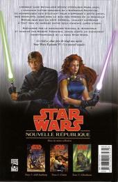 Verso de Star Wars - Nouvelle République -2- Union