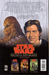 Verso de Star Wars - Nouvelle République -3- Chewbacca