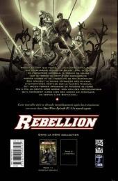 Verso de Star Wars - Rébellion -1- Jusqu'au dernier !