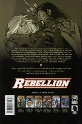 Verso de Star Wars - Rébellion -6- Petites Victoires