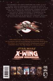 Verso de Star Wars - X-Wing Rogue Squadron (Delcourt) -5- Bataille sur Tatooine