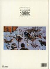 Verso de Storm -10- Les chroniques de Pandarve