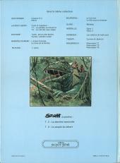 Verso de Storm -1- Le monde des profondeurs