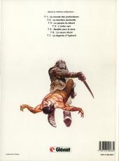 Verso de Storm -7- La légende d'Ygdrasil