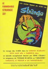 Verso de Strange -32- Strange 32