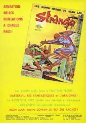Verso de Strange -36- Strange 36