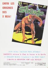 Verso de Strange -37- Strange 37