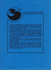 Verso de Submerman (Pichard/Lob) (16/22) -161- Les mémoires de Submerman