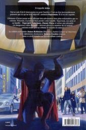 Verso de Superman - Le monde selon Atlas