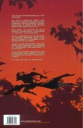 Verso de Superman - Tarzan - Fils de la jungle
