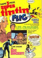 Verso de (Recueil) Tintin Super -11- Magie - Sorcellerie - Féérie