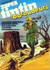 Verso de (Recueil) Tintin Super -22- Heroic Fantasy